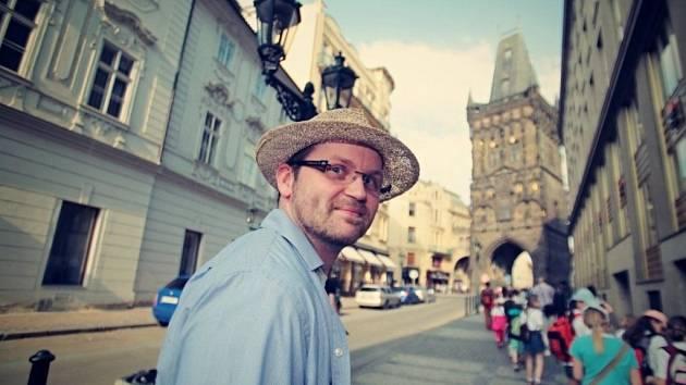 Historik Michal Stehlík je lidoveckým kandidátem na senátora.