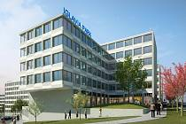 Obchodně – administrativní centrum Iglavia park na Jiráskově ulici by mělo začít růst vkvětnu 2009. Termín dokončení je plánován o deset let později.