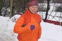 Běžkyně Lucie Sárová ladila formu před mistrovstvím Evropy i na sněhu v Novém Městě na Moravě v tréninkové skupině otce a syna Hubáčkových. Ve Španělsku ji čekají úplně jiné klimatické podmínky.