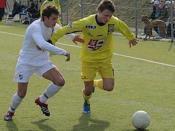 Stanislav Tecl (ve žlutém)