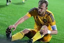Poctivě odmakali zápas s Českými Budějovicemi jihlavští fotbalisté. Většina z nich (včetně kapitána Lukáše Vaculíka) dohrávala zápas na pokraji svých sil. Gól však vstřelit nedokázali, a tak brali za svoji snahu pouhý bod.