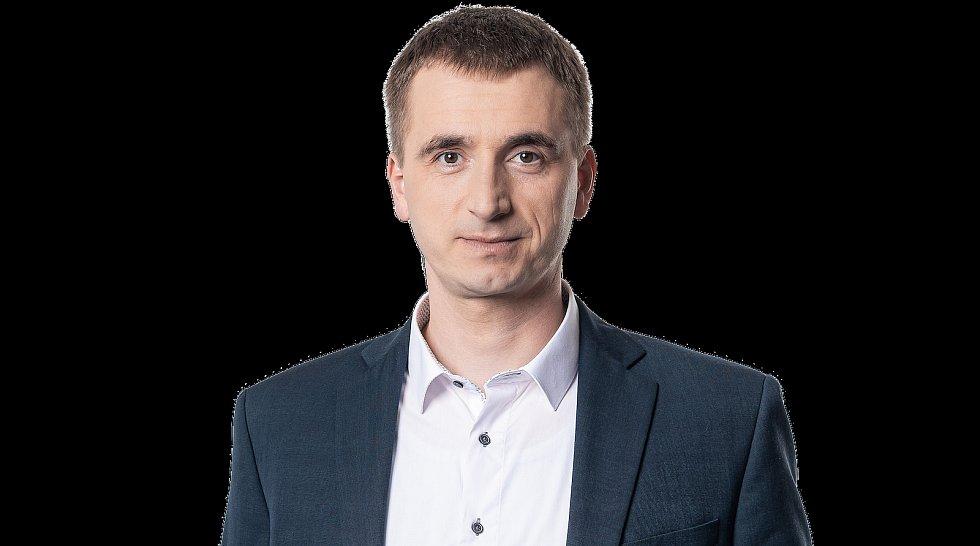 Lukáš Vlček (STAN).