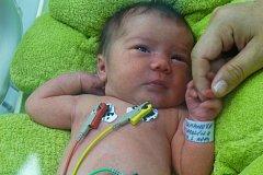 Karolína Kolmanová, 29. 6. 2014, 2730 g, Jihlava