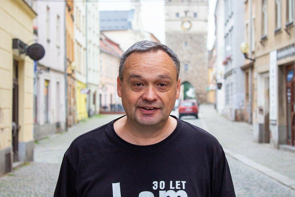 Jiří Wiche, Česká pirátská strana.