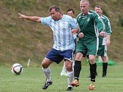 Víkendové mače. O víkendu se bude hrát na okresní úrovni už 11. kolo mužských fotbalových soutěží.