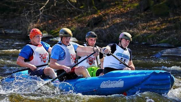 Jihlavský Ježek team skončil v kategorii open pátý, mezi veterány byl druhý.