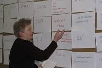 Dušejovští diskutovali v evropském projektu s názvem Hlas venkova