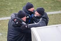Trenérské řemeslo v FC Vysočina Jihlava je mimořádně rizikové.