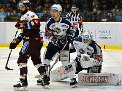 Ve šlágru kola mezi Jihlavou a Brnem se radovali hostující hokejisté.