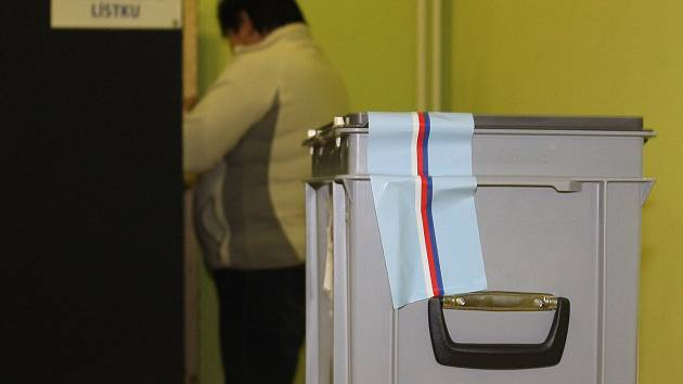 Volby na Jihlavsku.