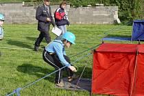 Tunel byl pro mnohé děti nejnáročnějším úkolem.