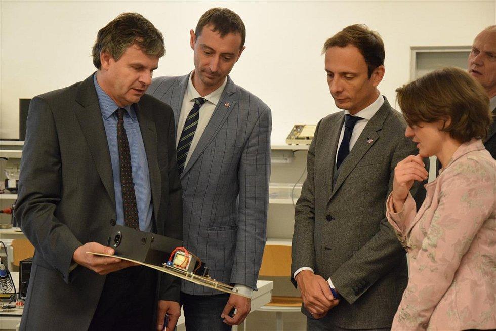 Vysočinu navštívili zástupci italského regionu Furlánsko, kteří mají zájem obnovit dřívější spolupráci.