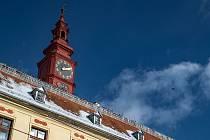 Oprava střechy, hodinové věže a ciferníku začnou letos v dubnu.