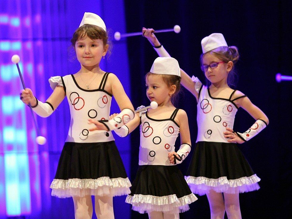 Miss mažoretka. Mladé mažoretky se budou moci přihlásit i do soutěže nazvané Miss mažoretka Telč.