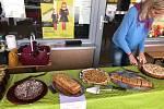 Restaurant Day v Jihlavě.