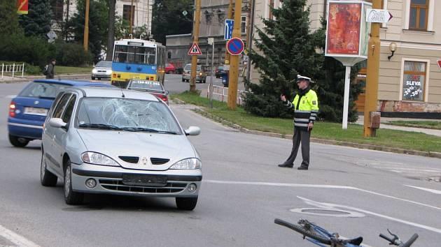 Hrozivě vypadající nehoda se obešla bez zranění