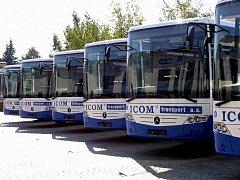 ICOM Transport. Ilustrační foto.
