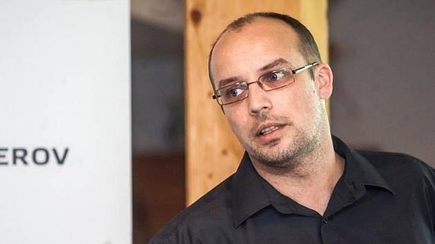 Ondrej Remiáš, nový ředitel Horáckého divadla Jihlava