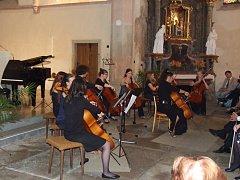 Francouzsko-česká hudební akademie se letos zaměří na interpretaci hudby Bohuslava Martinů. Ilustrační foto.