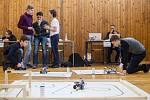 Soutěžní přehlídka LEGO Robot, kterou pro žáky 7. – 9. tříd premiérově vyhlásil Kraj Vysočina s partnery.
