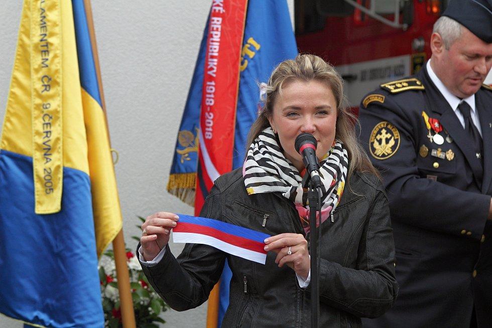 Monika Oborná.