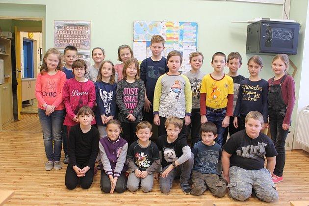 Základní školu ve Věžnici navštěvuje ve školním roce 2017/2018 21žáků vpěti ročnících prvního stupně. Třetí až pátou třídu učí Markéta Findeisová.