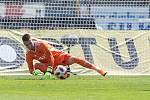 Do branky FC Vysočina se z hostování v Norsku vrací brankář Luděk Vejmola