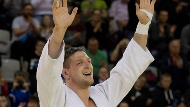 Krpálek vybojoval ve Varšavě bronz