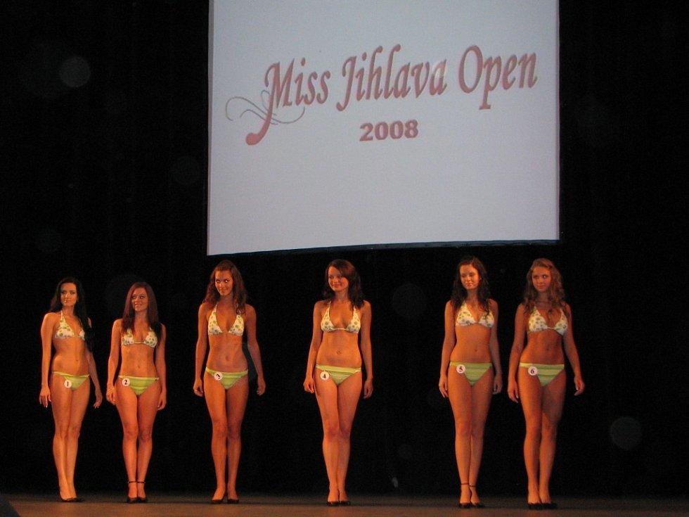 Miss Jihlava Open 2008