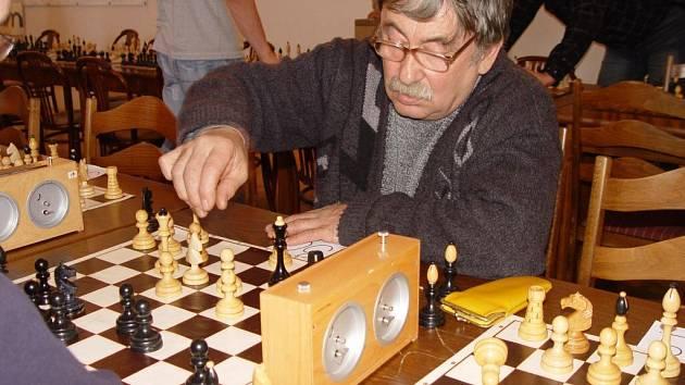 Mikulášský šachový turnaj.