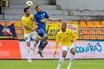 Loňské utkání mezi FC Vysočina Jihlava a FK Varnsdorf.