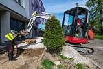 Ulice Březinova bude po rekonstrukci jako nová.