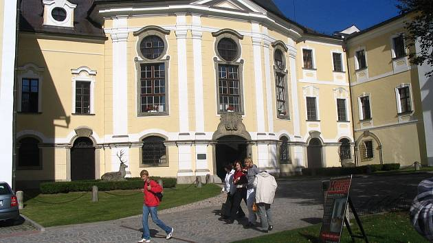 Žďárský zámek vloni navštívilo šedesát tisíc lidí