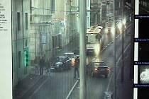 Kamerový systém je dobrým pomocníkem třeba i v případě dopravních nehod, kdy lze z následných analýz zachycené situace vypozorovat průběh události. Ilustrační reprofoto.