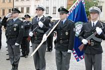 Oslavy 45 let od založení policejní školy v Jihlavě