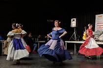 Druhého ročníku Rytmů světa se zúčastnili Arméni, Mongolové, Ukrajinci nebo Vietnamci, kteří žijí v Jihlavě.
