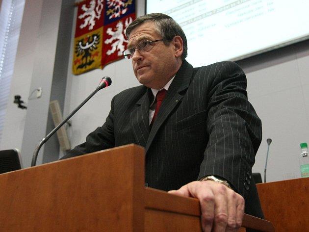 Jiří Běhounek se stal novým hejtmanem kraje Vysočina.