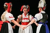 9. celostátní přehlídka choreografií folklorních souborů v Jihlavě.