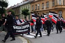 Tento týden se rozhodli připojit k extremistům z neregistrovaného hnutí Národní odpor Havlíčkobrodska a Světelska také radikální národní socialisté z Vlašimi.