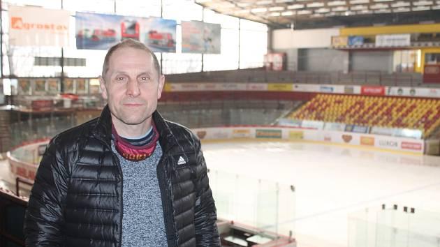 Bedřich Ščerban se domnívá, že Krajská liga Vysočiny může mít vysokou úroveň. Nechme se překvapit.