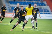 Po dvou vyhraných zápasech bral FC Vysočina jen bod. Oslabené Dukle gól vstřelit nedokázal.