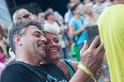 První den festivalu Vysočina fest.
