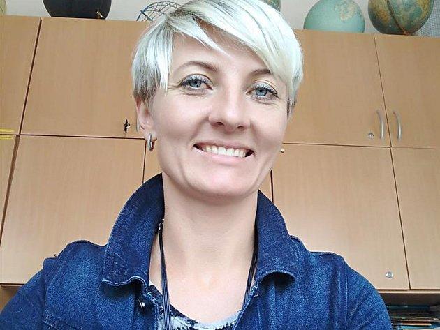 Andrea Frolíková.
