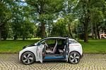Jihlavský magistrát zkouší, jak se jezdí elektromobilním BMW.