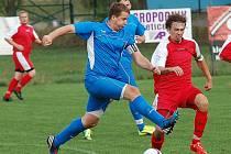 Nejvyšší vítězství vybojovali fotbalisté Košetic v 5. kole. Juniorce Humpolce nastříleli sedm gólů.