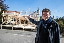 Ředitel festivalu Marek Hovorka měl nakonec důvody k úsměvu.