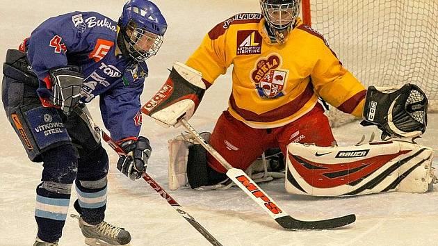 Hokejoví starší dorostenci jihlavské Dukly dnes vstupují do druhé části extraligové soutěže, v níž se střetnou s nejsilnějšími celky republiky.