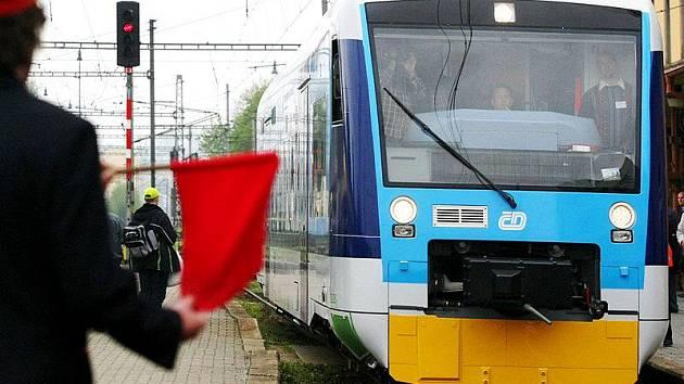 Včera se v krajském městě představil nový moderní motorový vlak Regio–Shuttle od společnosti Stadler, který bude během příštích tří let převážet cestující i na Vysočině.