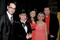 O víkendu proběhl již šestý Charitativní ples pro dětské oddělení jihlavské nemocnice.