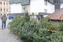 Stromky na Vánoce už jsou v prodeji
